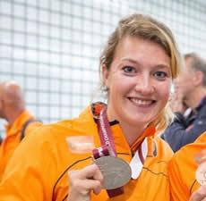 marlene-van-gansewinkel-medaille