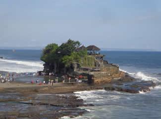 Dagtrips 2: Beratan Meer en Tanah Lot tempel