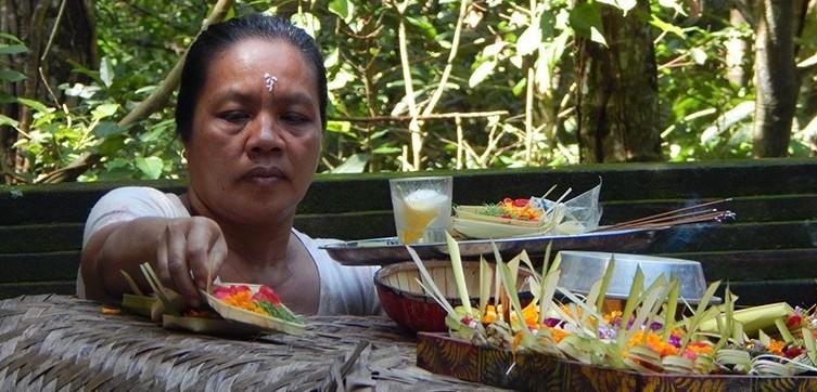 Het authentieke Bali