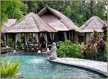 Villa Taman, Blayu